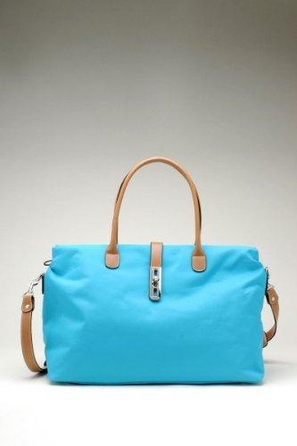 Women's Dual Strap Fashion Shoulder Handbag – Blue