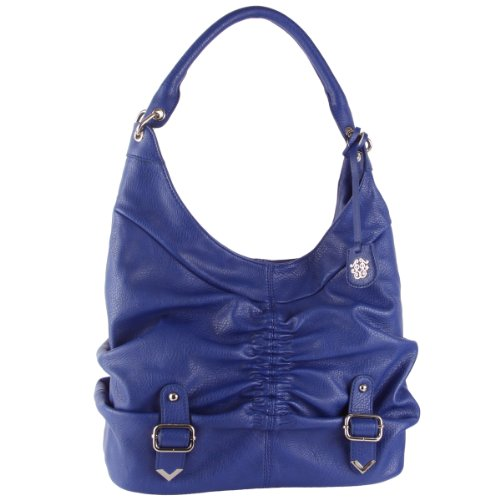 Jessica Simpson JS5132 Trish Hobo Bag – Saphire