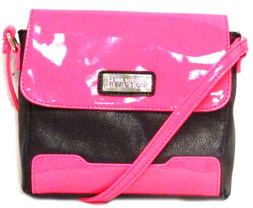 Kenneth Cole Reaction Time Square Mini Crossbody