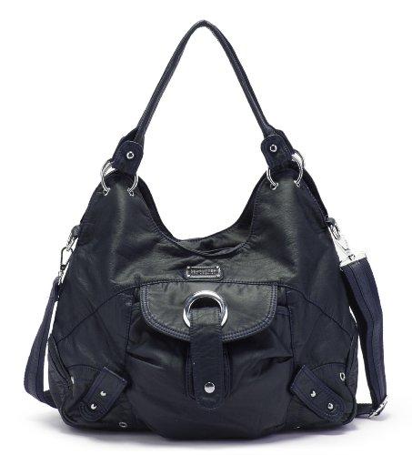 Scarleton Front Pocket Shoulder Bag H1395