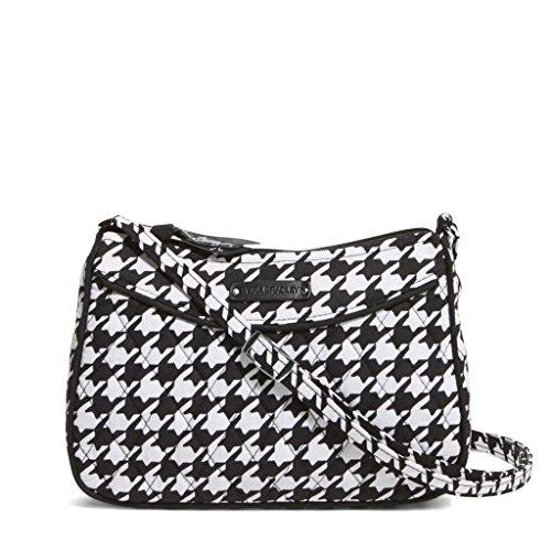 Vera Bradley Little Crossbody Crossbody Bag Midnight Houndstooth One Size