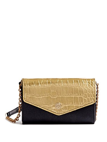 G by GUESS Women's Embossed Smartphone Case Cross-Body Bag