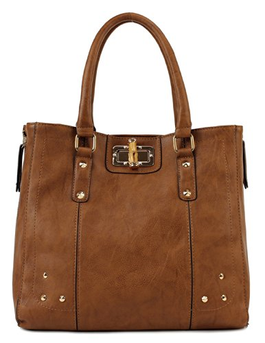 Scarleton Classic Office Tote Bag H1278