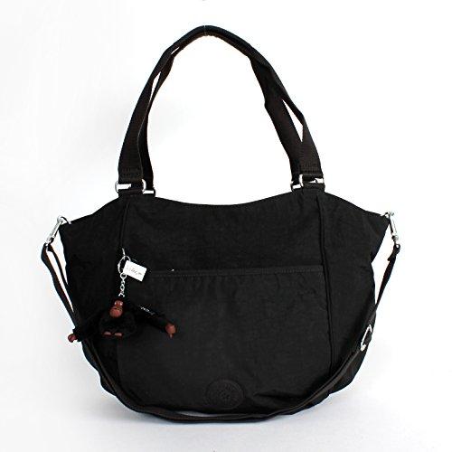 Kipling Gwendolyn Shoulder Bag Black
