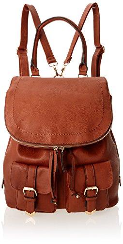 Aldo Nosis Magnetic Shoulder Bag,Tan,One Size