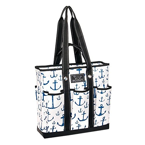 SCOUT Pocket Rocket Tote Bag, Captain Hooked, 15 by 14-1/2 by 5-Inches