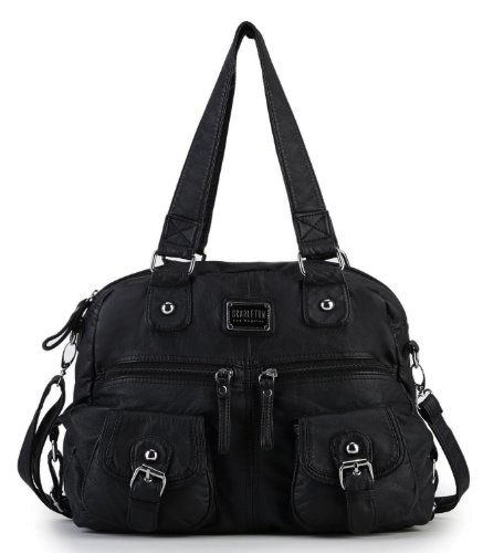 Scarleton Soft Square Shoulder Bag H1486