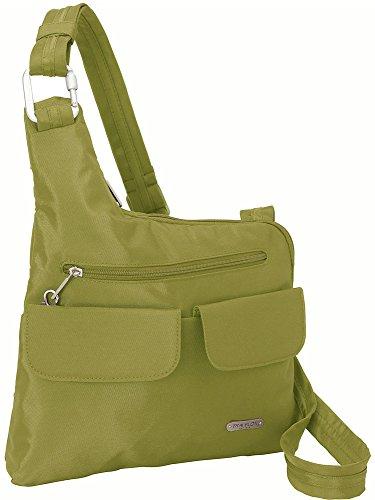 Travelon Anti-Theft Cross Body Bag – Sage