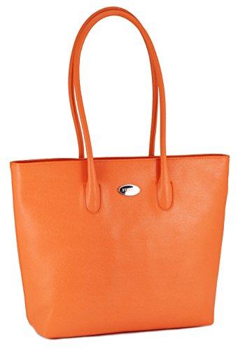 Furla St. Tropaz Satchel Shoulder Bag, Vitamina