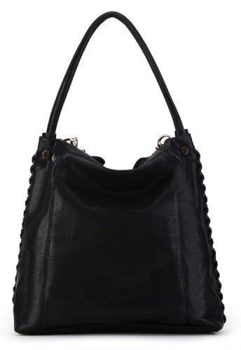Scarleton Side Stitch Tote Bag H1536