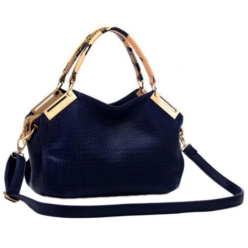 BEIER® X7 Crocodile Grain Leisure Retro Elegant women's handbag crossbody shoulder bag