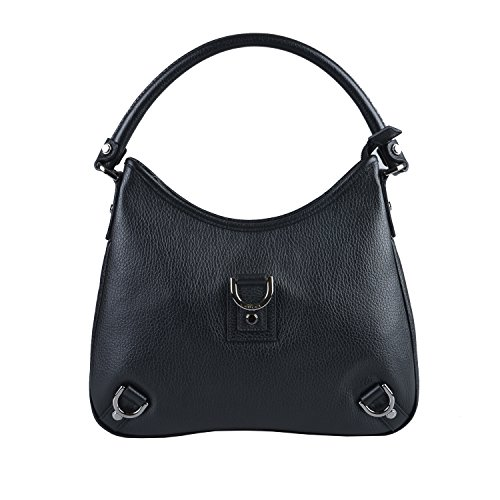 Gucci Women's Black 100% Leather Handbag Shoulder Bag