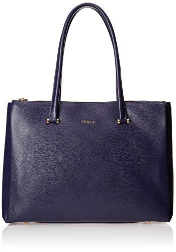 FURLA Lotus Large Carryall Shoulder Bag