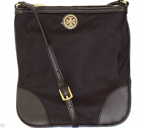 Tory Burch Dena Swingpack Black Nylon