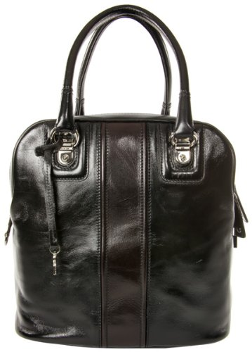 Dolce & Gabbana Black Leather Handbag DB0970E74948B949