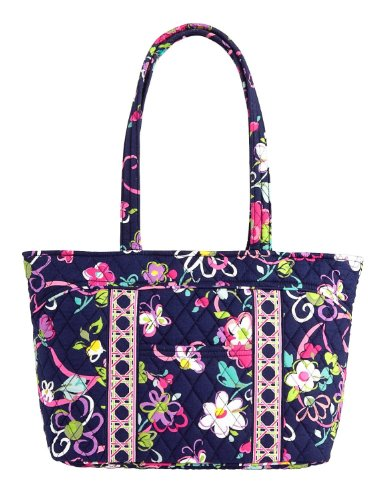 Vera Bradley Mandy Bag in Ribbons