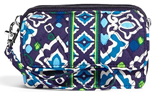 Gorgeous Vera Bradley All in One Crossbody in Ink Blue