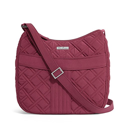 Vera Bradley Carryall Crossbody Raisin