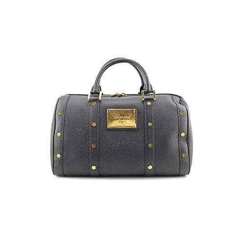 Chopard Geneve Womens Leather Satchel
