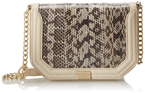 Foley + Corinna Plated Mini Crossbody Evening Bag