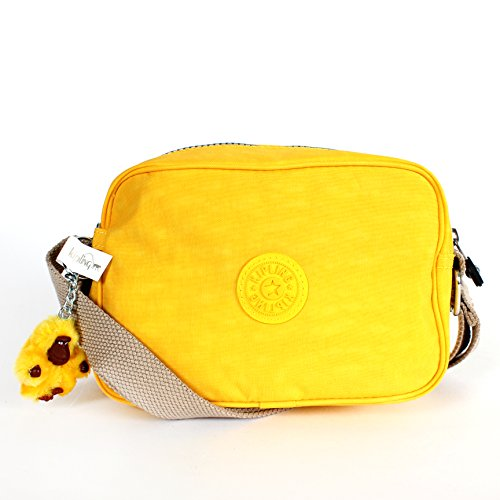 Kipling Dee Shoulder Bag Crossbody Bag Jicamayellow