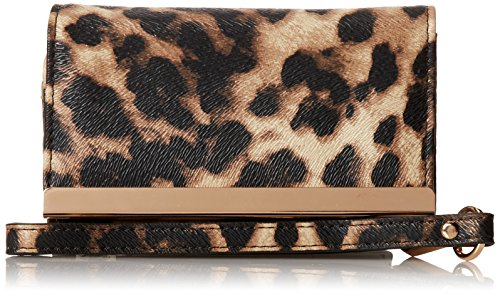 Aldo Arzignano Cell Phone Case, Leopard, One Size