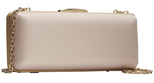COACH Women's Saffiano Leather Miniadure Light/Neutral Pink