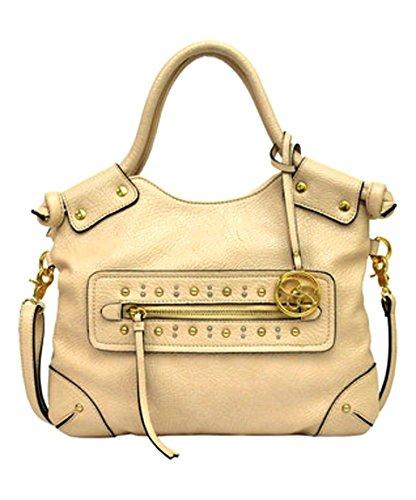 Jessica Simpson Camellia Handbag LT Taupe