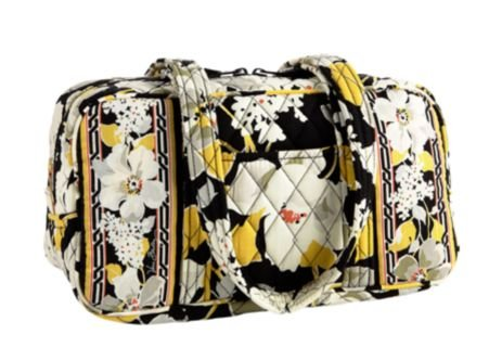Vera Bradley 100 Handbag Dogwood