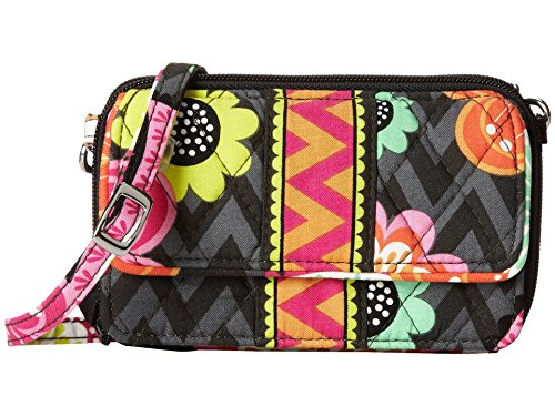 Vera Bradley All In One Crossbody (Ziggy Zinnia)