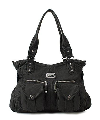 Scarleton Soft Washed Tote Bag H1631