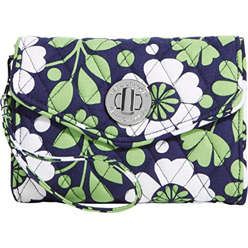 Vera Bradley Your Turn Smartphone Wristlet (Lucky You)