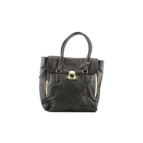 Steve Madden Holden Tote Womens Faux Leather Satchel