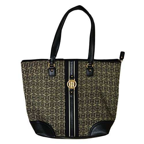 Tommy Hilfiger Purse Womens Large Tote Shoulderbag