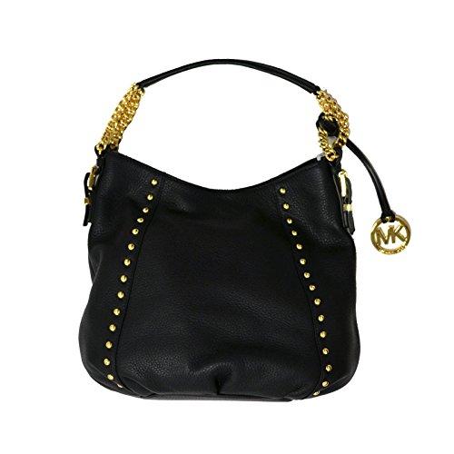Michael Kors Middleton Purse MD Shoulder Handbag in Black