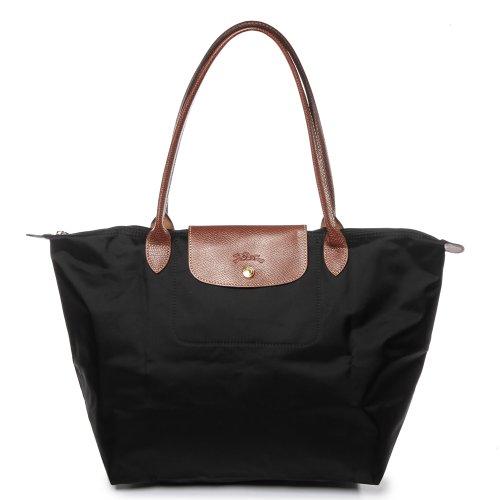 Longchamp Le Pliage Large Tote Bag Noir(Black)