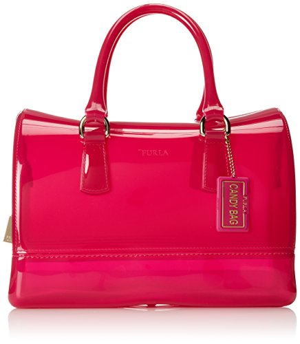 Furla Candy Medium Satchel D Top Handle Bag
