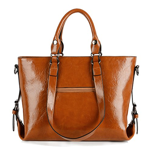 Womens Fashion Handbag,genuine Pu Leather Handbag