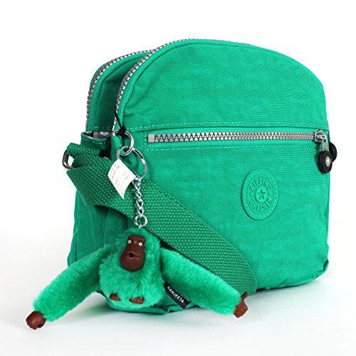 Kipling Keefe Shoulder Bag Crossbody Cactus