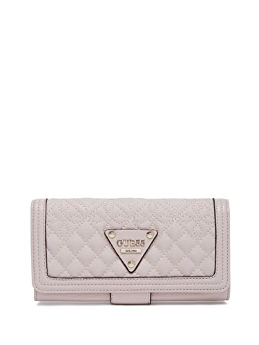 GUESS Women's Sunset Quilt File Clutch