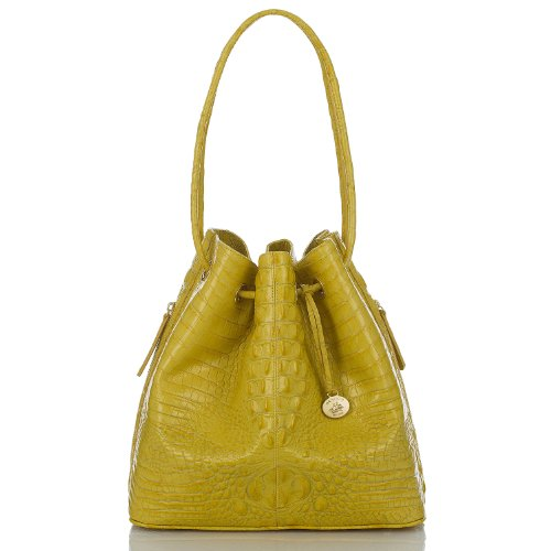 Brahmin Trina Ginko Melbourne Yellow I46151GK