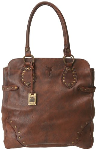 FRYE Vintage Stud Tote Handbag