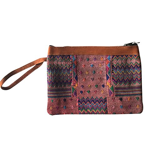 Among Women Collection Women's Mayan Heritage Wristlet – No. 4