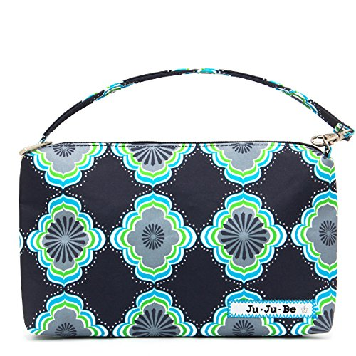 Ju-Ju-Be Be Quick Wristlet Purse bag, Moon Beam