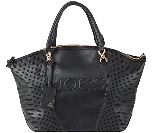 Joe's Jeans Glam shopers travel Tote Top Handle Handbag