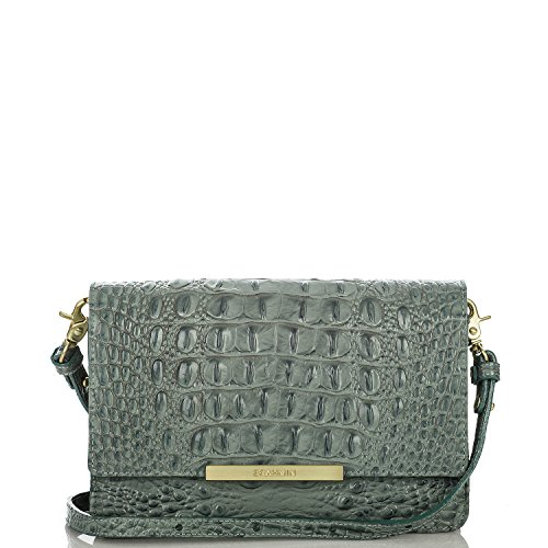 NEW AUTHENTIC BRAHMIN HUDSON CONVERTIBLE CROSSBODY CLUTCH BAG (Jasper Melbourne)