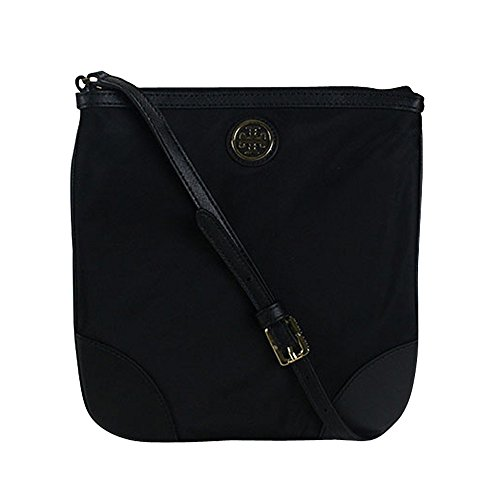 Tory Burch Dena Nylon Swingpack Black
