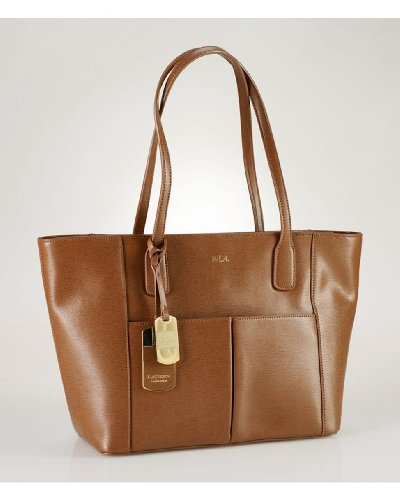 LAUREN Ralph Lauren Newbury Pocket Shopper