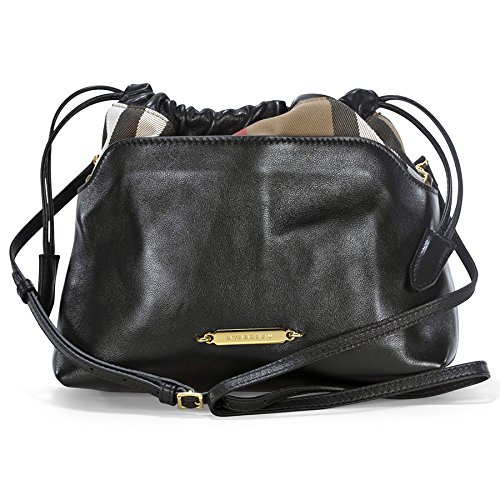 Burberry Little Crush Shoulder Bag – Black
