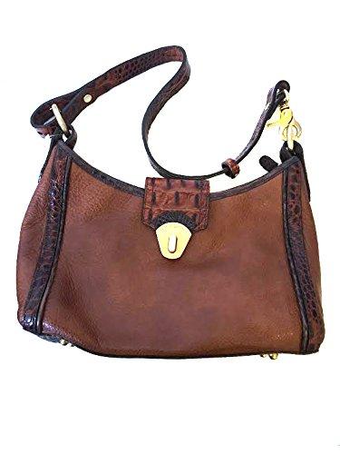 Brahmin Tyler Sedona Melbourne Satchel Handbag